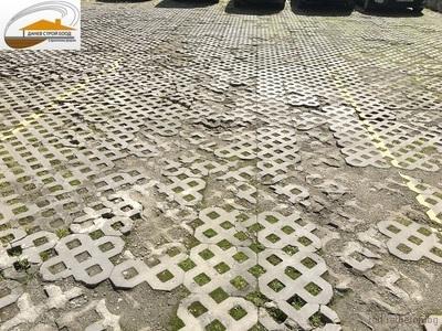 Бетон настилка морозостойкость бетонов гост